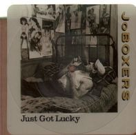 JoBoxers - Just Got Lucky / Forget Me Love