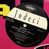 Jodeci And Chanté Moore - Lately / Who Do I Turn To