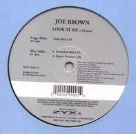 Joe Brown - Look At Me
