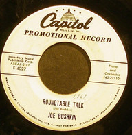 Joe Bushkin - Roundtable Talk / Trudy