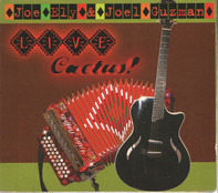 Joe Ely & Joel Guzman - Live Cactus!