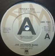 Joe Jackson Band - Mad At You