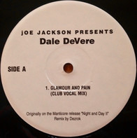 Joe Jackson Presents Dale De Vere - Glamour And Pain