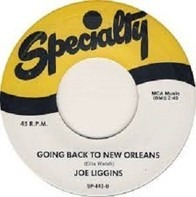 Joe Liggins - Cryin' Over You / Going Back To New Orleans