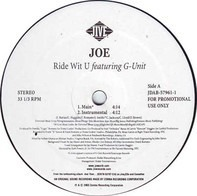 Joe - Ride Wit U