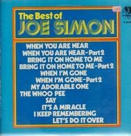 Joe Simon - The Best of Joe Simon
