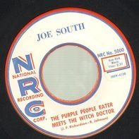 Joe South - The Purple People Eater Meets The Witch Doctor / My Fondest Memories