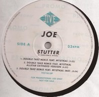Joe - Stutter (Double Take Remixes)