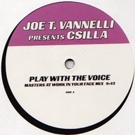 Joe T. Vannelli - Play With The Voice (Masters At Work Mixes)