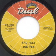Joe Tex - I Knew Him / Bad Feet