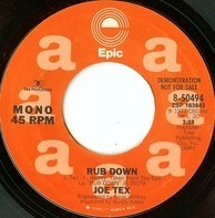 Joe Tex - Rub Down