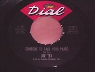 Joe Tex - Someone To Take Your Place / I Should Have Kissed Her More