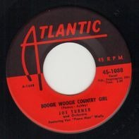 Joe Turner & Orchestra - Boogie Woogie Country Girl / Corrine Corrina