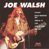 Joe Walsh - Night Riding