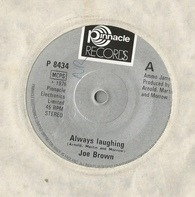 Joe Brown - Always Laughing / We Were Never That Kind
