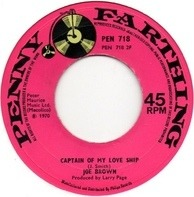 Joe Brown - Molly Perkins / Captain Of My Love Ship