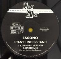 Joe Essono - I Can't Understand