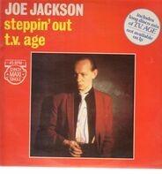 Joe Jackson - Steppin' Out / T.V. Age