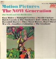 Joe Scott and his Orchestra - Motion Pictures The Now Generation