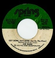 Joe Simon - Get Down, Get Down (Get On The Floor)
