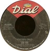 Joe Tex - Chicken Crazy / Buying A Book