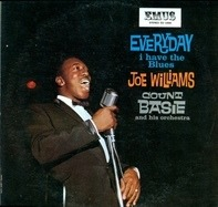 Joe Williams / Count Basie Orchestra - Everyday I Have the Blues