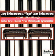Joey DeFrancesco - All in the Family