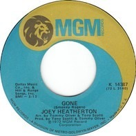 Joey Heatherton - Gone / The Road I Took To You (Pieces)