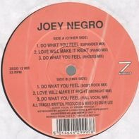 Joey Negro - Do What You Feel