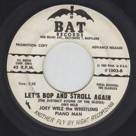Joey Welz - The Whistling Man's Boogie
