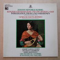 Hummel - Konzert Für Mandoline Und Orchester G-dur / Introduktion, Thema & Variationen Für Oboe Und Orcheste