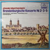 J.S. Bach - Baumgartner - Brandenburgische Konzerte Nr. 2•3•5