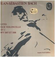 Johann Sebastian Bach - André Navarra - Les Suites Pour Violoncelle 1 ET 2 BWV1007 ET 1008