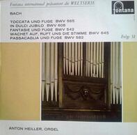 Johann Sebastian Bach - Anton Heiller - orgelwerke