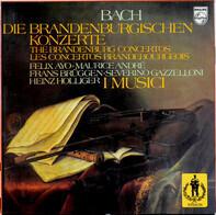 Johann Sebastian Bach - I Musici - Die Brandenburgischen Konzerte