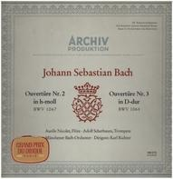 Bach - Ouvertüre Nr. 2 In H-moll, BWV 1067 / Ouvertüre Nr. 3 In D-dur, BWV 1068