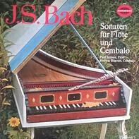 Johann Sebastian Bach - Paul Meisen / Hedwig Bilgram - Sonaten für Flöte und Cembalo