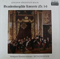 Bach - Karl Münchinger - Brandenburgische Konzerte Nr. 1-6