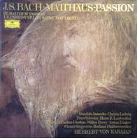 Johann Sebastian Bach , Berliner Philharmoniker , Herbert Von Karajan - Matthäus-Passion
