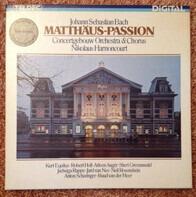 J.S. Bach - Harnoncourt - Matthäus-Passion
