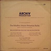 Johann Sebastian Bach , Schola Cantorum Basiliensis , August Wenzinger - Brandenburgische Konzerte