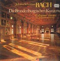 Bach (Karajan) - Die Brandenburgischen Konzerte