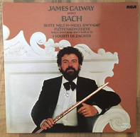 Johann Sebastian Bach / James Galway , Zagrebački Solisti , Zagrebački Solisti - James Galway Spielt Bach