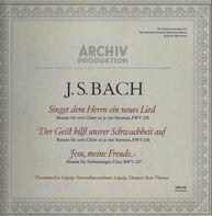 Johann Sebastian Bach - Motteten