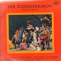Johann Strauss / Melitta Muszely, Donald Grobe, Willy Ferenz, Ein Opernchor - Der Zigeuernbaron