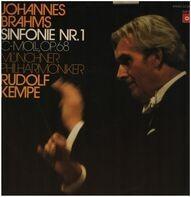 Brahms - Rudolf Kempe , Münchner Philharmoniker - Sinfonie Nr. 1 C-Moll, Op. 68