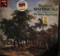 Brahms / Wiener Philharmoniker, Sir John Barbirolli - Sinfonie Nr. 1 c-moll op. 68