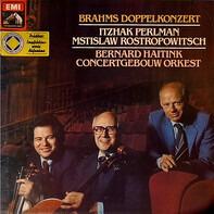Brahms - Itzhak Perlman / Mstislav Rostropovich / Bernard Haitink - Doppelkonzert