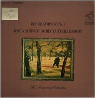 Johannes Brahms , Lorin Maazel , The Cleveland Orchestra - Symphony No. 1