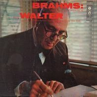 Johannes Brahms , Bruno Walter Conducting The New York Philharmonic Orchestra - Symphony No. 1 In C Minor, Op. 68